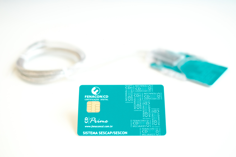 e-CPF A3 1 Ano em Cartão com Leitora