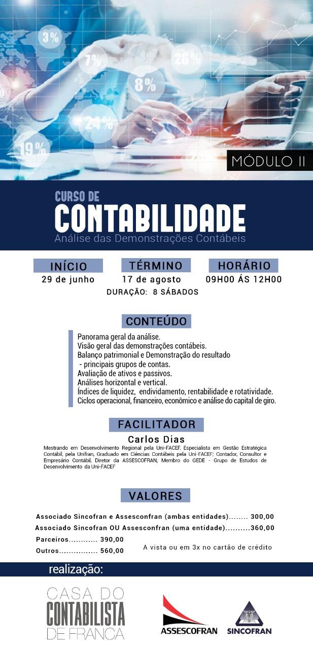 CURSO CONTABILIDADE