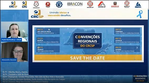CONVENÇÃO REGIONAL DO CRC/SP - Marília