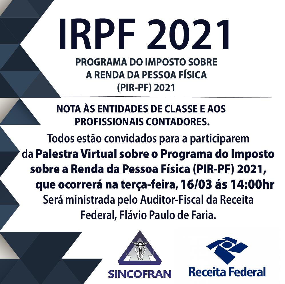 IRPF 2021