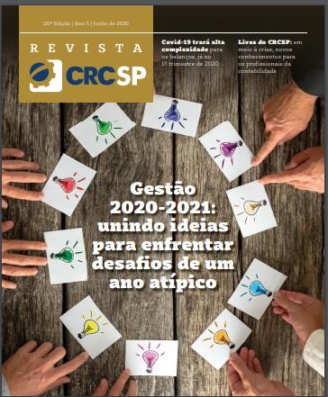 Revista do CRC SP destaca Sindicato dos Contabilistas de Franca SINCOFRAN