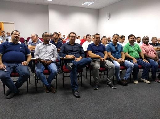 Contabilistas de todo o Estado de São Paulo se reunem em FrancaSP
