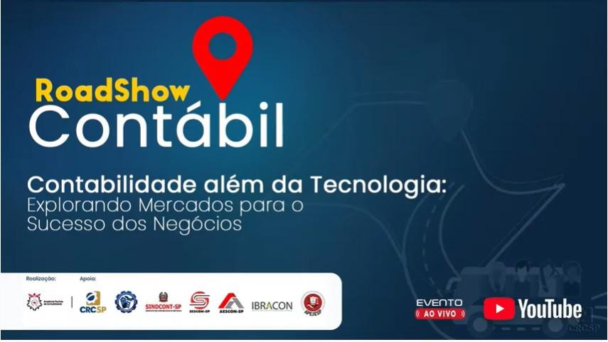 RoadShow Contábil Ribeirão Preto e Franca