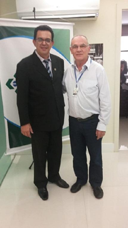 Presidente do SINCOFRAN participa de Assembleia da CNPL em Brasília/DF.