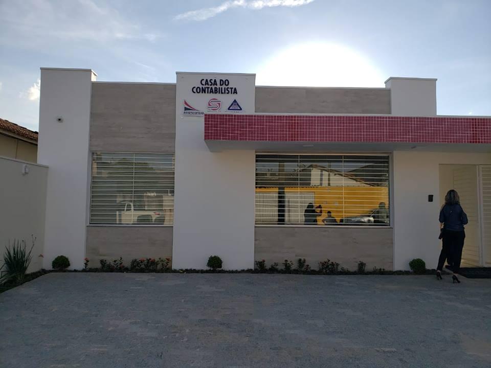 Continuação da Inauguração Casa do Contabilista de Franca e Região - 2018